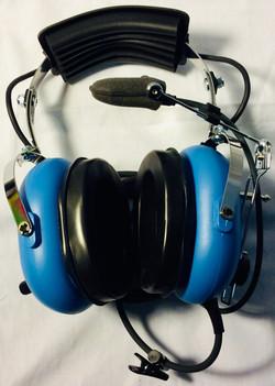 Blue Pilot Headset