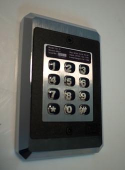 Digital Keypad