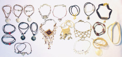 Assorted chokers
