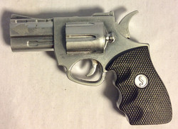 Slick Revolver shaped torch lighter
