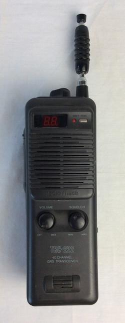Radioshack TRC-222 Radio