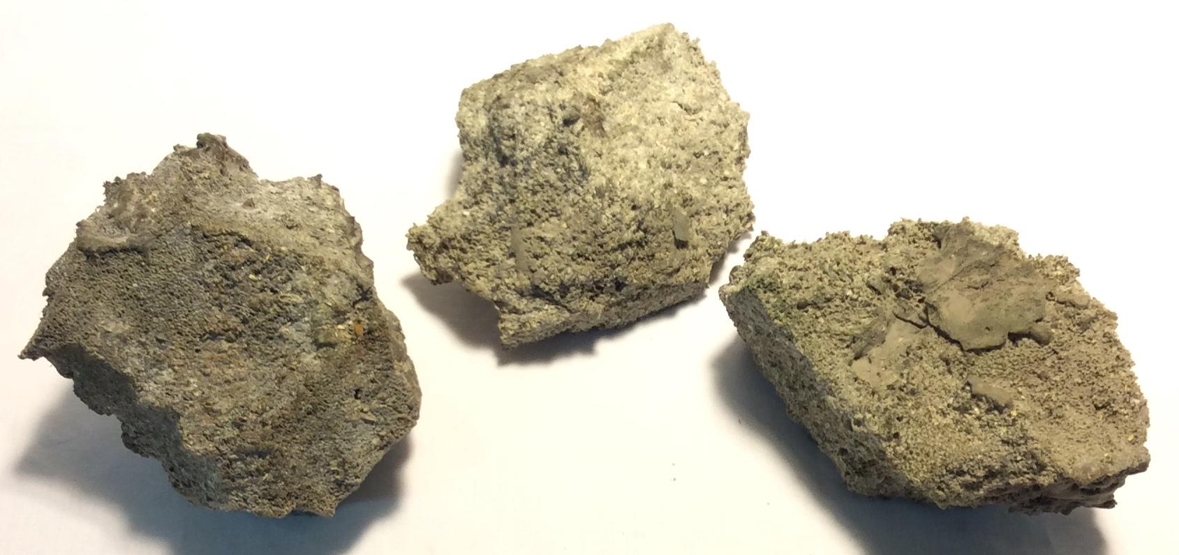 Custom Build Assorted rubber rocks