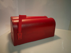rubber mailboxes