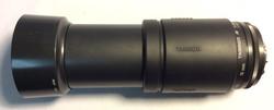 Paparazzi Zoom Lens