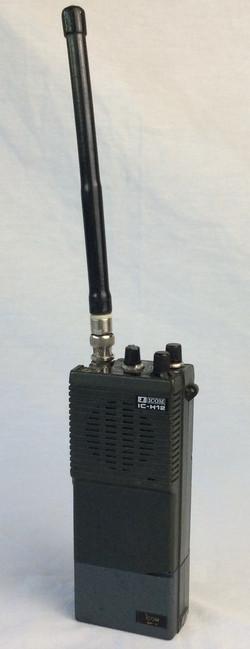 ICOM IC-H12 Radio