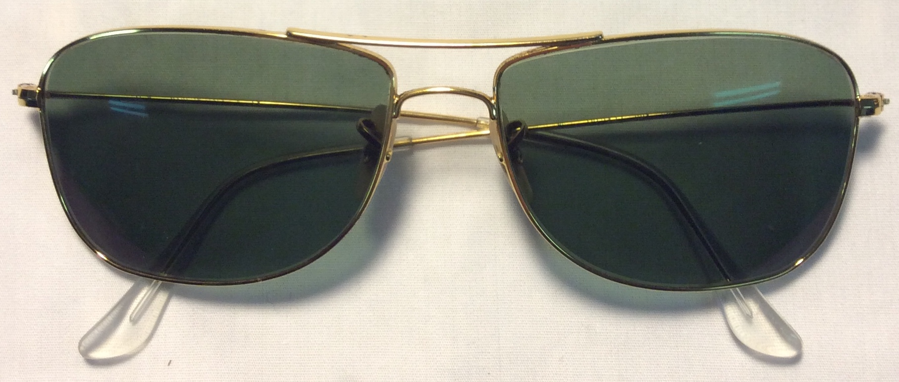 Ray-Ban Thin gold frames