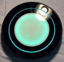 Green light beacon