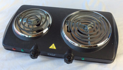 Master Chef black hot plate