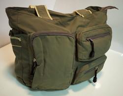 Taupe Travel Bag