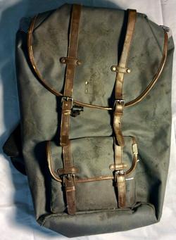 STEVEMADDEN Grey back pack