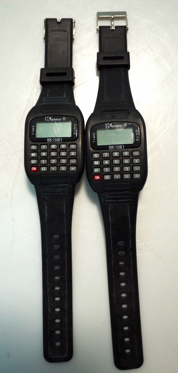 Keypad Watches