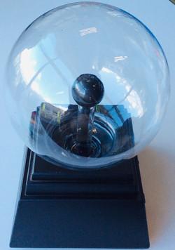 Plasma Ball Lamp (Science lab)