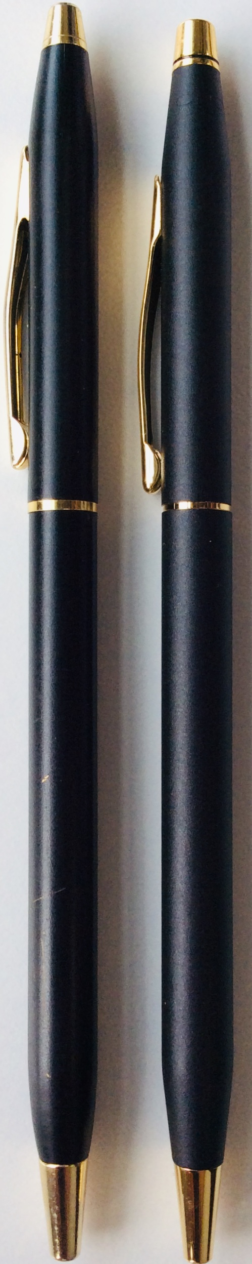 Cross Classic Century Classic Black Ballpoint Pen (with imitation double)