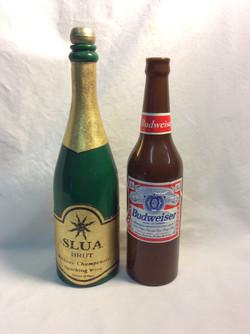 Rubber bottles (shell)