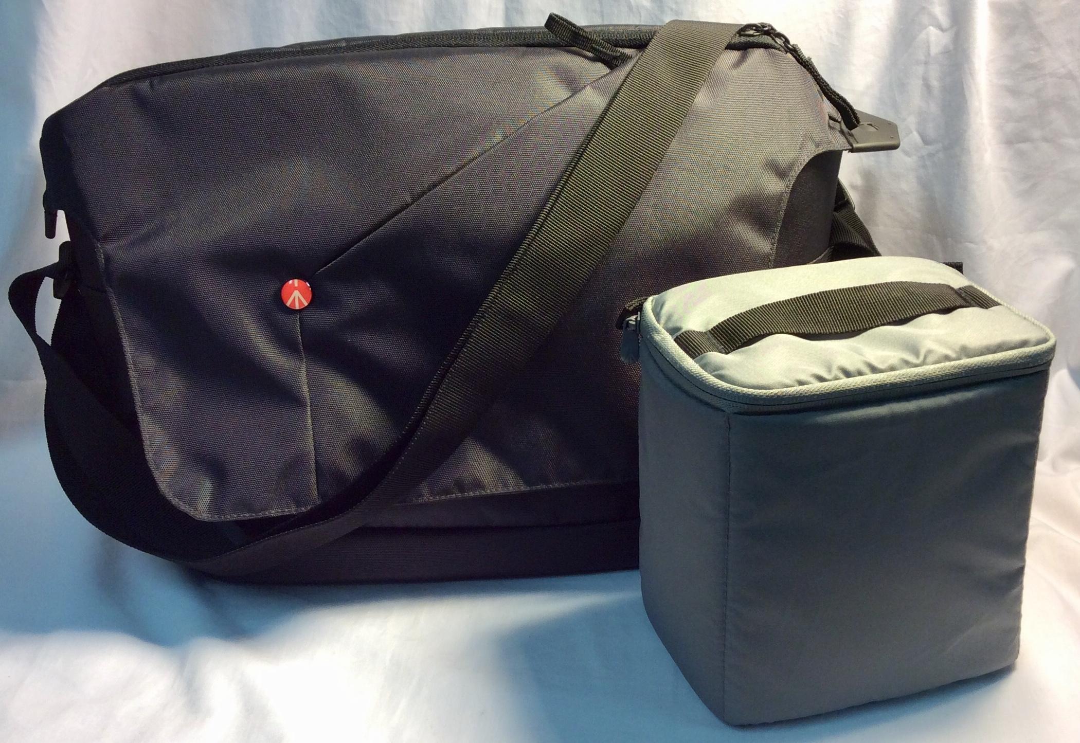 Manfrotto Sturdy grey bag