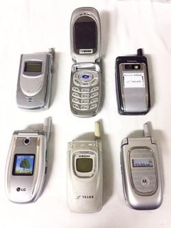 Flip Cell Phones