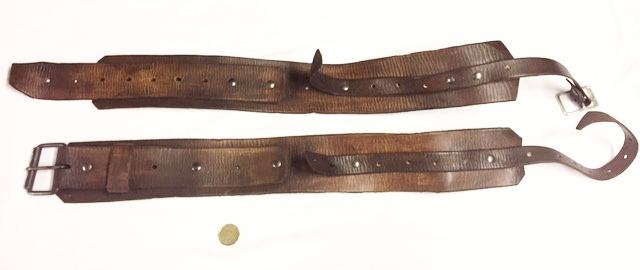 Large Leather Restraints