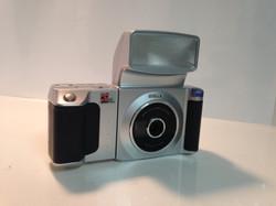 Passport photo camera