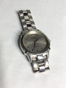 Artron Silver Watch