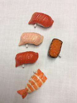 Rollin' sushis