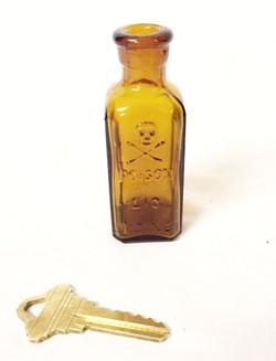 Apothecary Poison Bottle