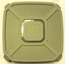 Custom Build Grey square plastic