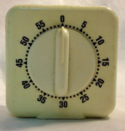 Kitchen Timer with a magnet  (working)
