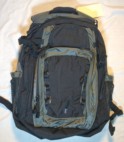 5.11 Black and Grey Backpack