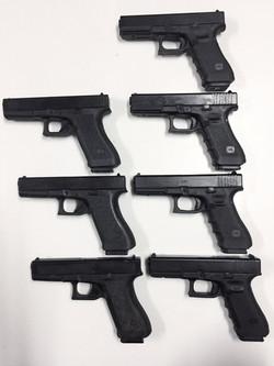 Glock 17 Fake Guns