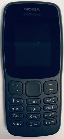 Burner phone Nokia 106 - Working