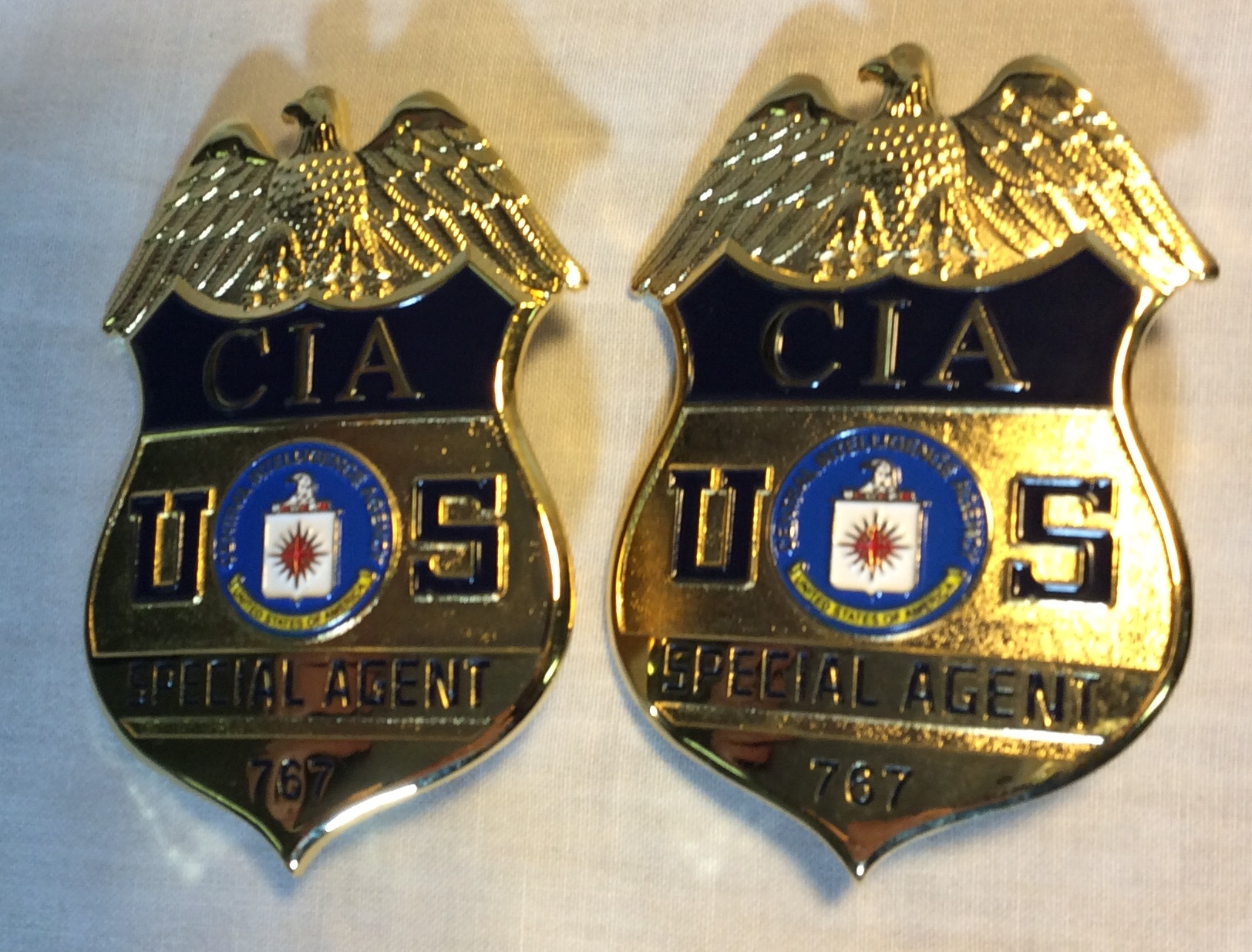 CIA Special Agent Badge