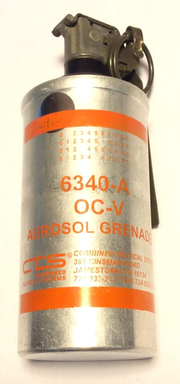 Aerosol Grenade
