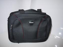 Black travel bag