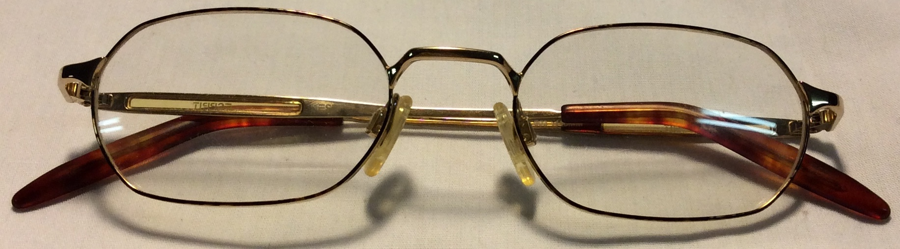 Esprit Thin gold metal frames