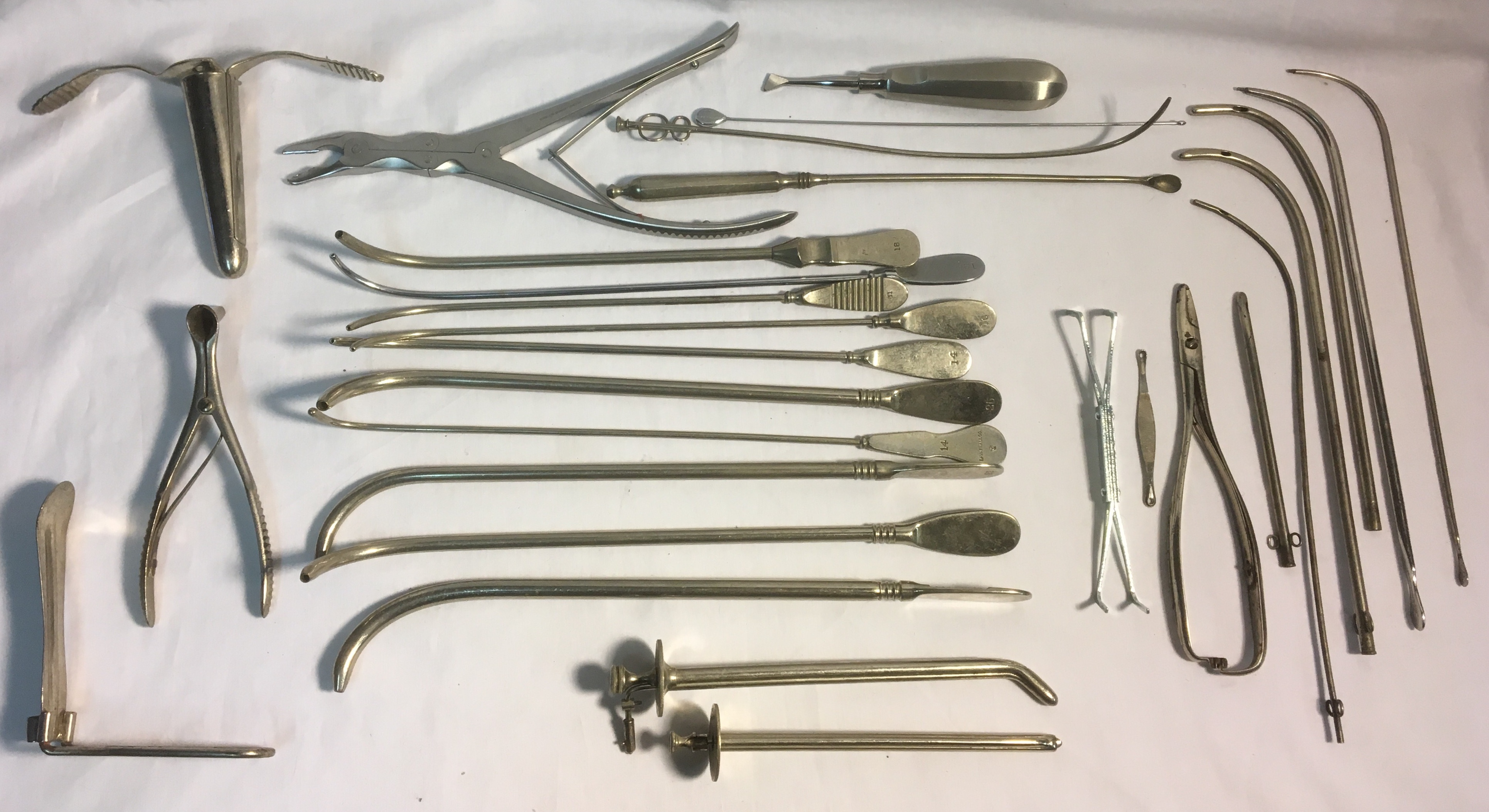 Assorted Medical Tools