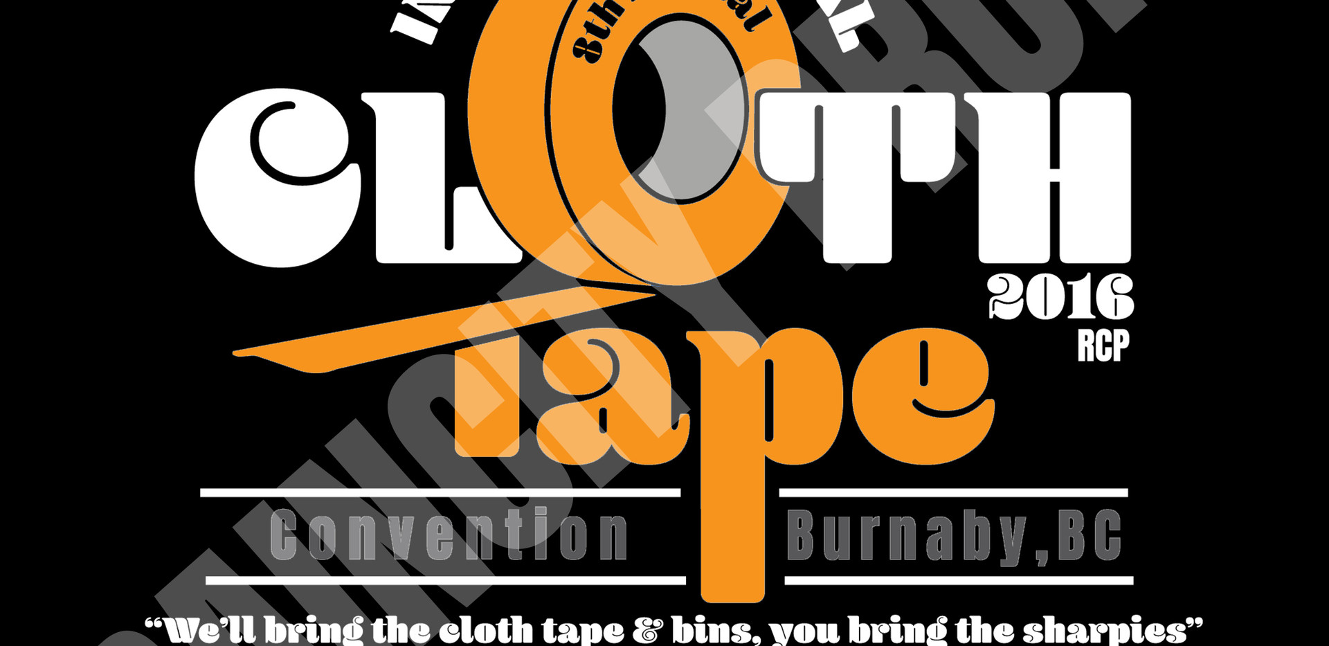 Cloth Tape Design