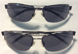 Foster Grant Silver frames