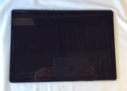 "Google Pixel Slate tablet/laptop. 12.3"" display, black."