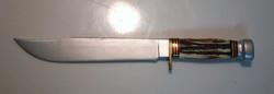 Rubber Hunter Knife