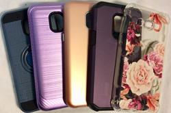 Assorted Samsung Galaxy J2 cases