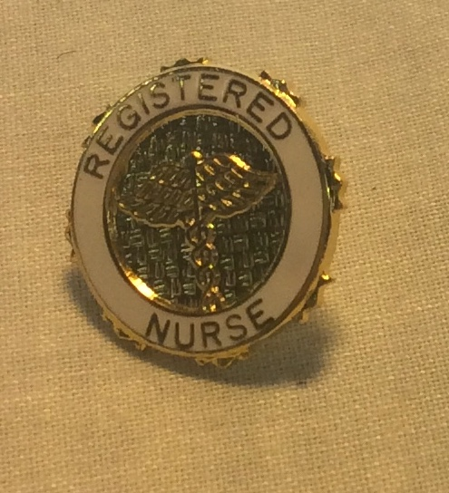 Registered Nurse Pin