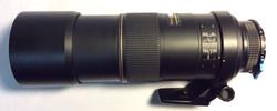 Nikon AF-S Nikkor 300mm telephoto
