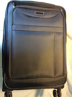 Black Wheeled Suitcase