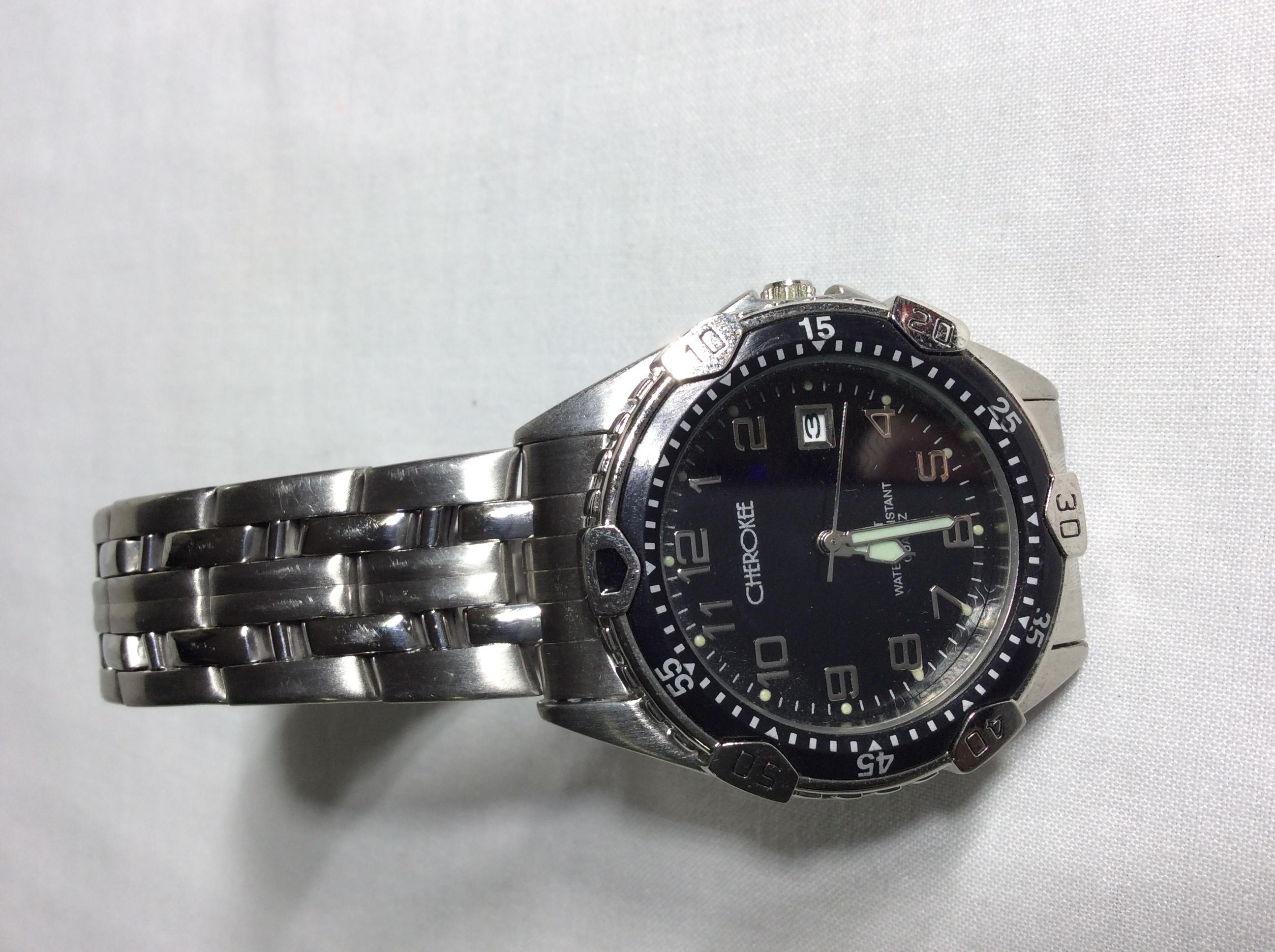 Cherokee Water Resistant Watch
