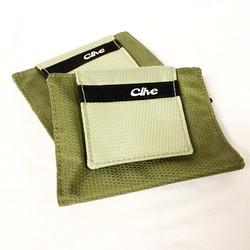 Green Gortex Wallet