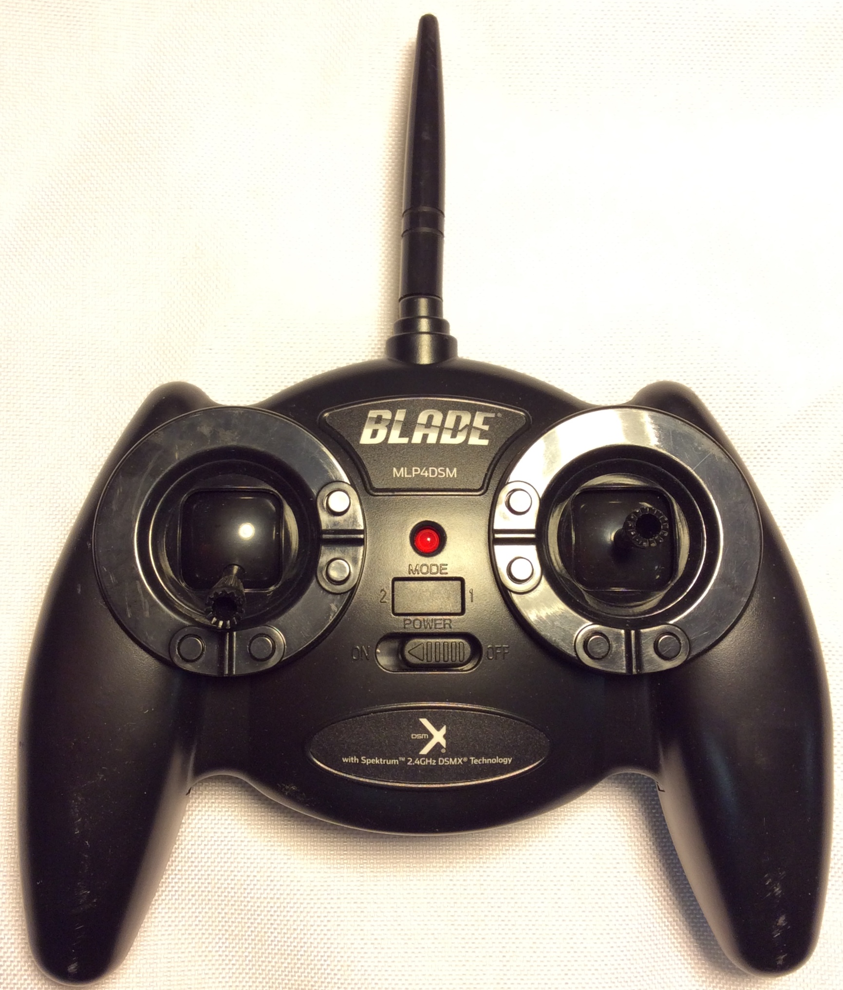 Blade MLP4DSM Remote controllers