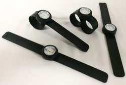 Snap band watches