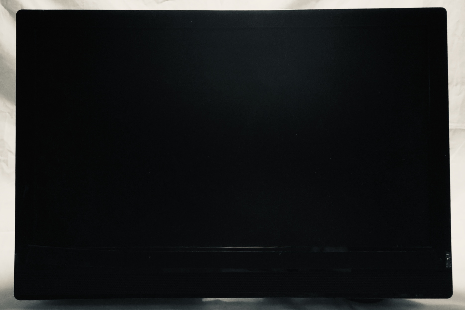 Insignia Products Large black screen
