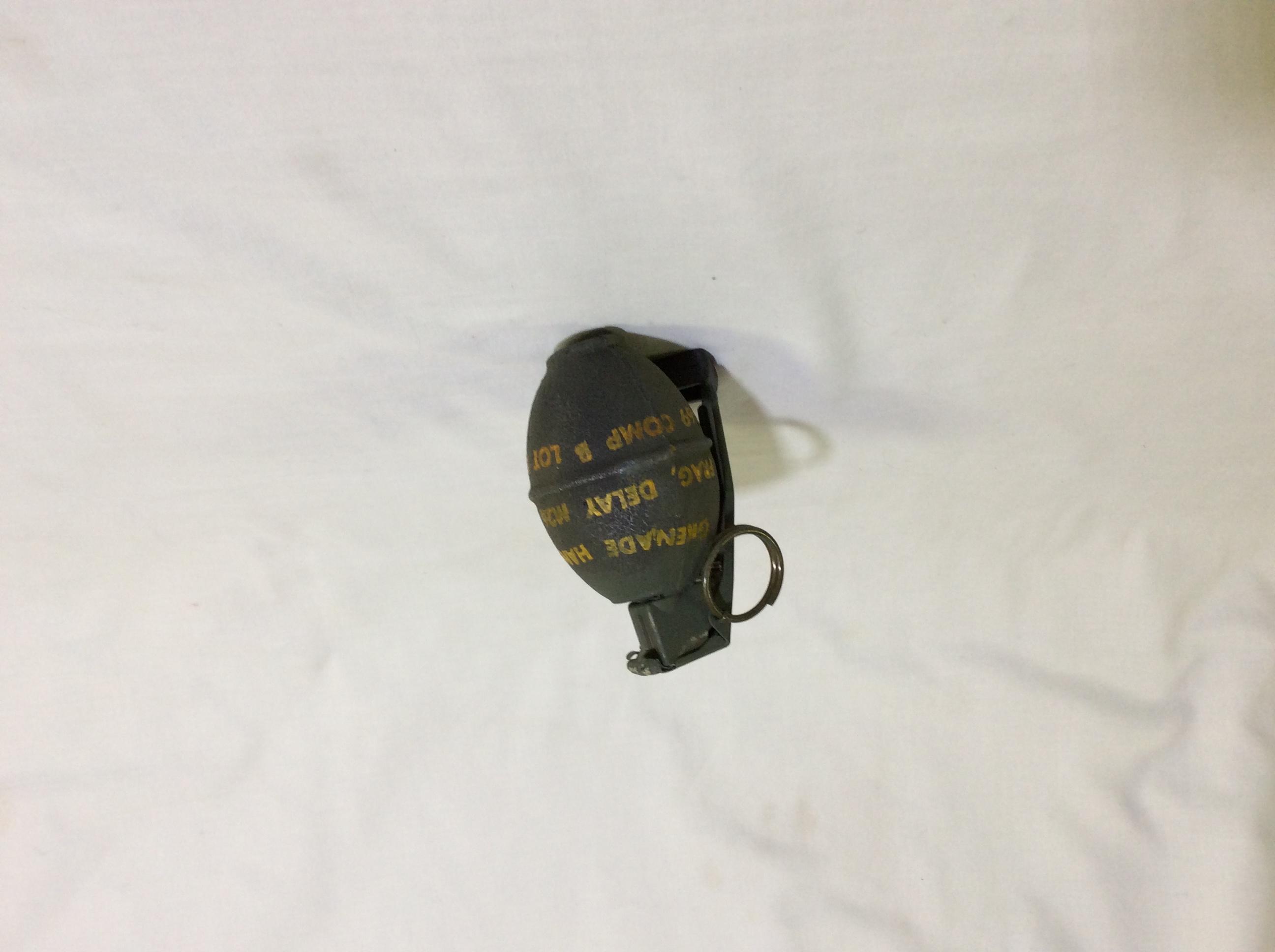 M26 Frag Grenades