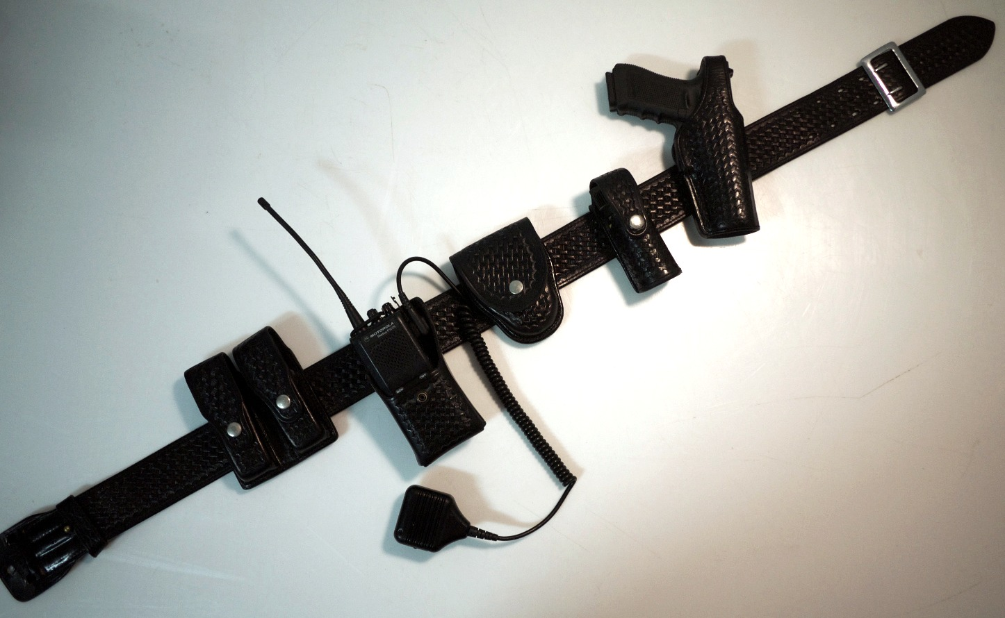 Police Belts